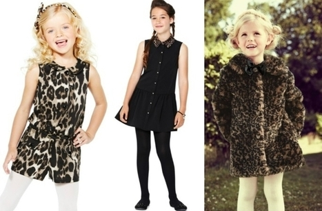 Kids Fashion Trend: Fun and Feisty Leopard Print! - Very Blog (blog)   Cute Outfits   Scoop.it