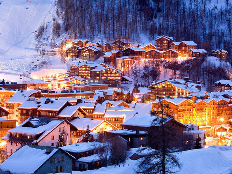 The Best Ski Resorts in Europe: Readers' Choice Awards 2015 | Grande Passione | Scoop.it