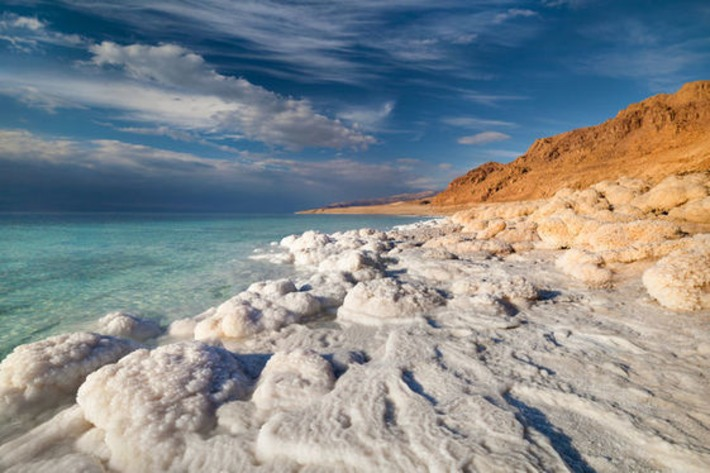 Why Is the Dead Sea So Salty? | Océan et climat, un équilibre nécessaire | Scoop.it