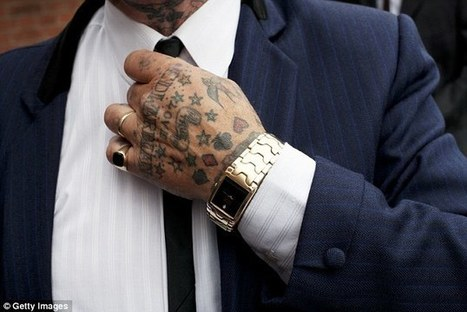 One in three Americans now has a tattoo but employers still hate them | Amanda Carroll | Scoop.it