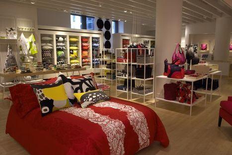 Marimekko shops to open within Crate & Barrel; online store to carry exclusive designs | Finland | Scoop.it