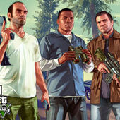 The Lead Actors For GTA V's Main Characters Pose Together ... | voiceover | Scoop.it