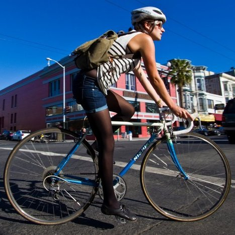 How to Get a City Cycling: Focus on Women | iPhoneography and storytelling | Scoop.it