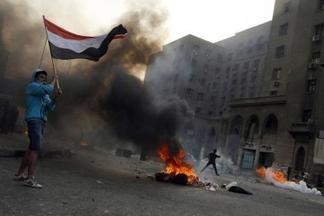 Nearly 1,000 killed in Cairo since Aug 14 crackdown | News in english | Scoop.it