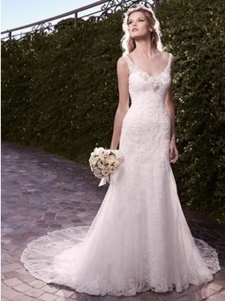 Casablanca Bridal 2135 | Bridal Fashions | Scoop.it