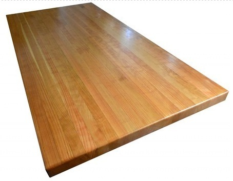 Edge Grain Cherry Countertop - The Best Material for Your Kitchen | Armani Fine Woodworking | Scoop.it
