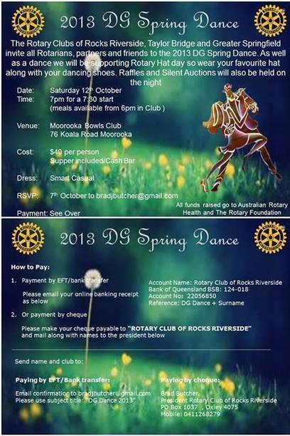 2013 DG Spring Dance | The Greater Springfield Gazette | Scoop.it