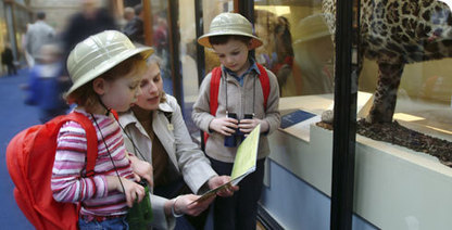 ¿Cómo quieren los niños que sea una visita/ruta guiada?   Nuevas Tecnologías en Arqueología, Patrimonio y Museos   Scoop.it