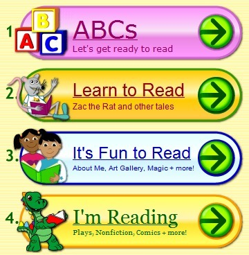 Starfall's Learn to Read with phonics | UDL & ICT in education | Scoop.it