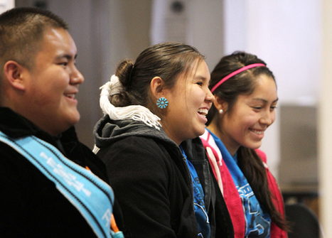 Navajo Prep students pledge to protect their culture, traditions - Farmington Daily Times | Cultural Traditions and Adolescence | Scoop.it