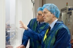 First phase of Alpro's Burton Latimer facility launched - Food Business Review | UK Trade & Investment media coverage | Scoop.it