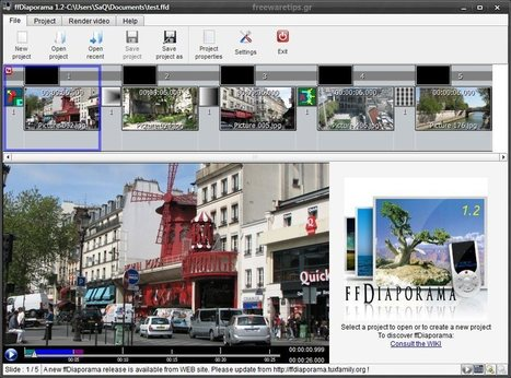 ffDiaporama - Δημιουργία ψηφιακών άλμπουμ | education tools | Scoop.it