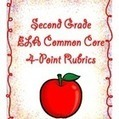 Second Grade 4-Point CCSS Language Arts Rubrics and Record Sheets - Best Practices 4 Teaching   education elementary   Scoop.it
