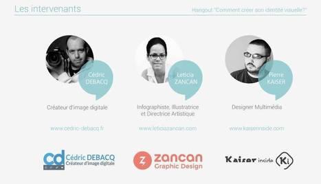 Comment créer son identité visuelle : webconférence entrepreneur | Branding | Scoop.it