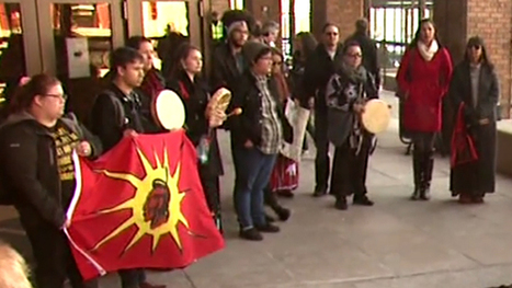 A look at what's happening with the Occupy INAC protests - APTN National News | First Nations | Scoop.it