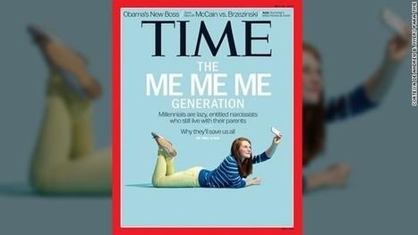 """La Generación """"Y"""" quizá sea floja, egoísta y superficial, pero nos salvará.-   Psicologia & Pedagogia   Scoop.it"""