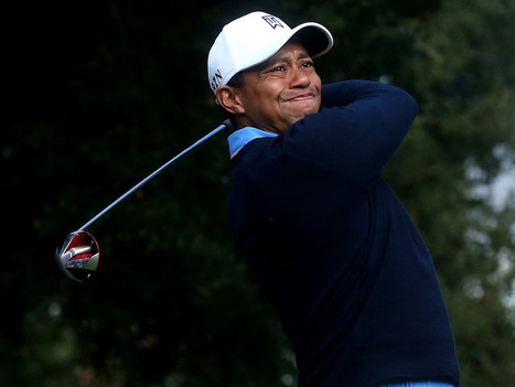 Northwestern Mutual World Challenge : Woods takes California lead | Globe Greens | Scoop.it