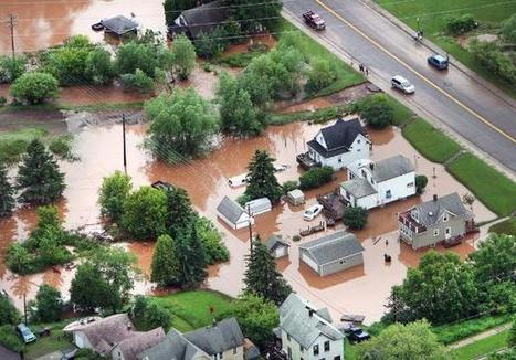 Duluth eyes rebuilding for a wetter climate | adapting to climate change | Scoop.it