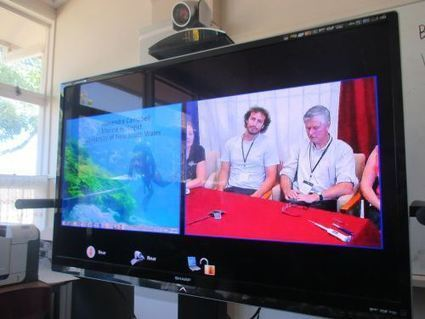 Inspiring Stories Marine Scientists | Video Conferencing - Distance Education: Tips, Pedagogical Practice and School Stories | Scoop.it