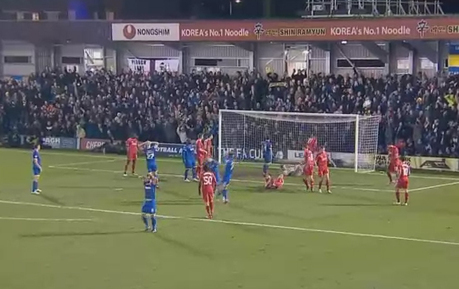 Coming Back To Form? Simon Mignolet's Stunning Save Against AFC Wimbledon | The Football Vault | Scoop.it