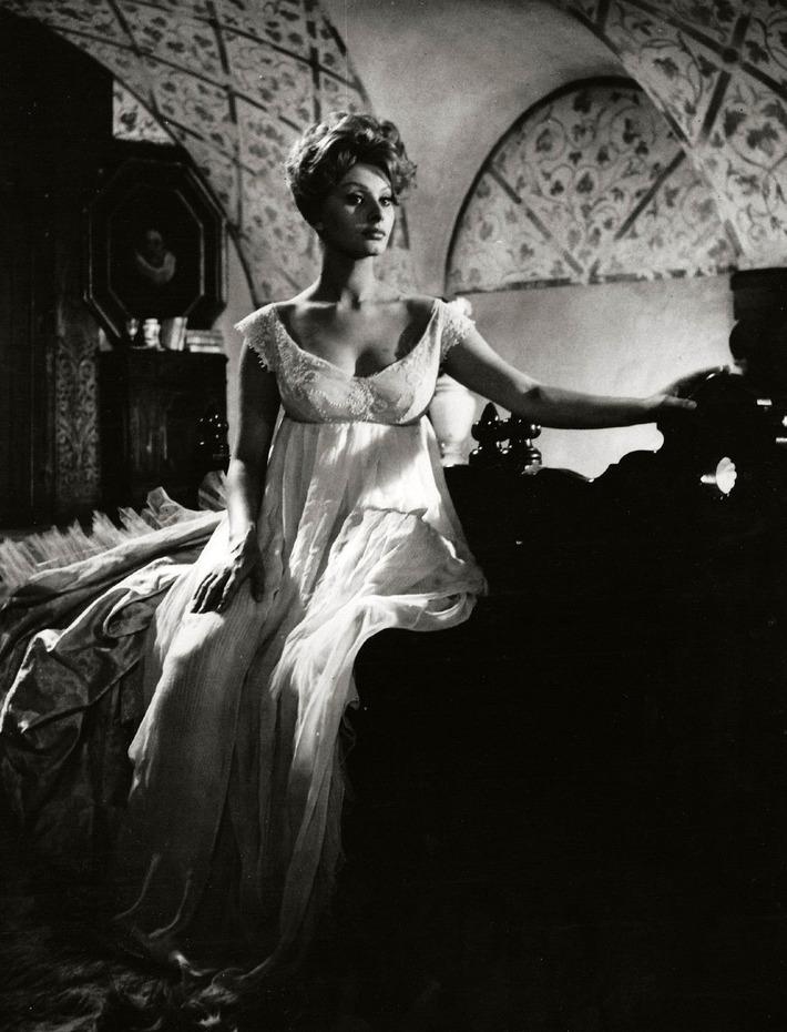 """Sophia Loren in """"A Breath of Scandal""""   Sex History   Scoop.it"""