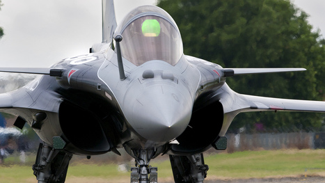India confirms order for IAF's Rafale Deal with France | Defense | Scoop.it