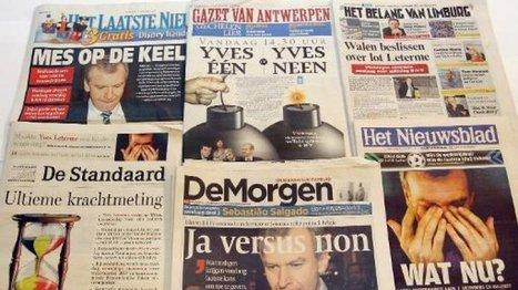Un grand groupe de presse belge supprime 20% de ses effectifs | Les médias face à leur destin | Scoop.it