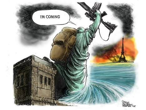 Paris suffers another horrifying terrorist attack   Criminology and Economic Theory   Scoop.it