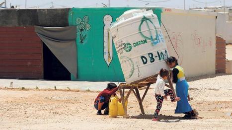 Wasserkrise in Jordanien: Gott hasst die Verschwender | Political Communication Water in Jordan | Scoop.it