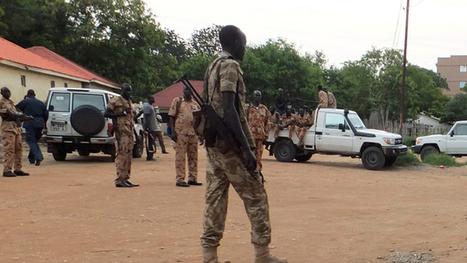 Les deux camps ordonnent un cessez-le-feu | NOUVELLES D'AFRIQUE | Scoop.it