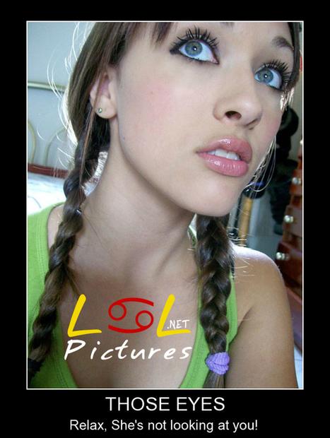 Eyes: Prettiest Girl I've Ever Seen | Funny Pics | Funny Pictures | Funny Videos | Lol Videos | lolpictures | Scoop.it