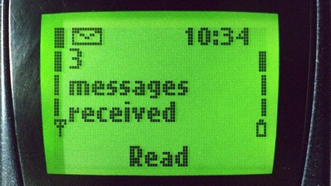 The Nostalgic Evolution of the Nokia Phone | Outbreaks of Futurity | Scoop.it