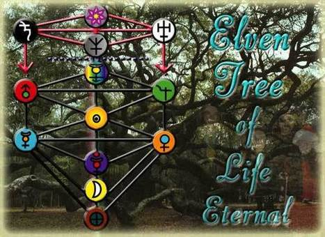 The Elven Tree of Life Eternal | Great Stuff to Scoop | Scoop.it