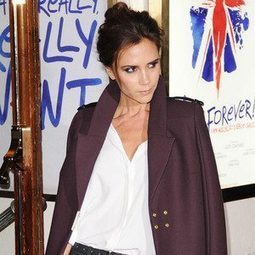Victoria Beckham to Launch Online Shopping Site | Internet Shopping News | Scoop.it