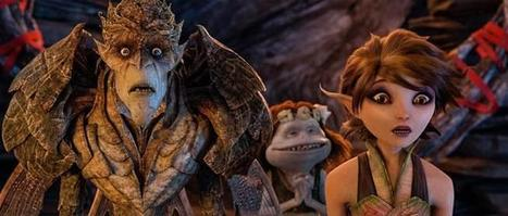 Lucasfilm and Lucas to release 'Strange Magic' animated musical - CNET | Machinimania | Scoop.it