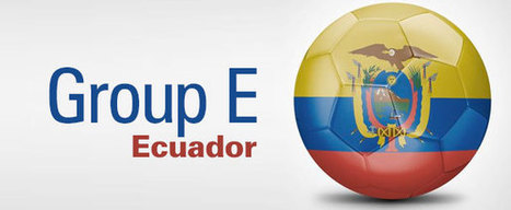 Bet The World Cup - Group E & Ecuador! | Bet the World Cup | News Bet The World Cup | Scoop.it