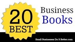 The 20 Best Business Books -   Small Business   Scoop.it