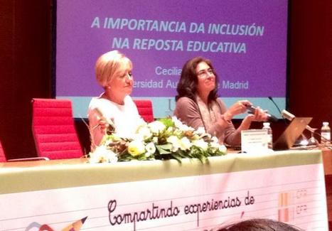 La importancia de la inclusión en la respuesta educativa   Orientación Educativa - Enlaces para mi P.L.E.   Scoop.it