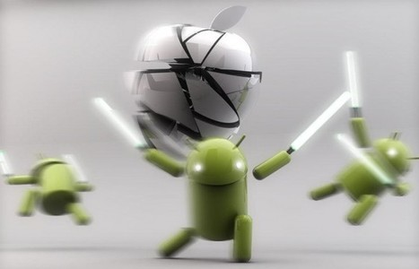 12+1 cosas que puedes hacer con un Android, y no con un iPhone | Mobile Technology | Scoop.it