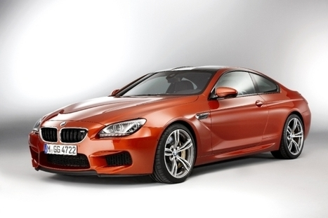 New BMW M6 pushes tech for speed, economy   GOSSIP, NEWS & SPORT!   Scoop.it