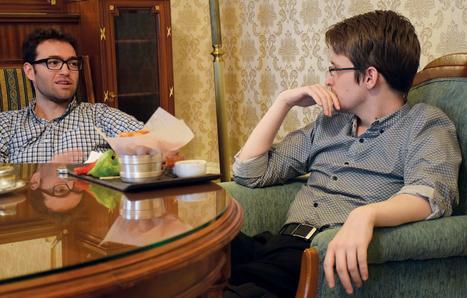 Los 8 consejos de privacidad de Edward Snowden | #TRIC para los de LETRAS | Scoop.it
