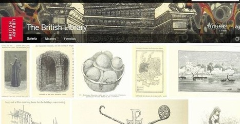 La Biblioteca Británica publica más de un millón de imágenes gratis.- | TIC y Educación (ICT and Education) | Scoop.it
