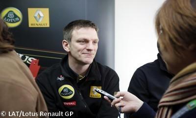 Allison explique le nouveau simulateur de Lotus Renault GP - ToileF1.com | simulateurs | Scoop.it