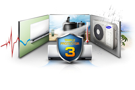 An toàn tuyệt đối với Công nghệ Triple Protector của Samsung TV - Tin tức mới nhất từ Vinashopping.vn | vanhung | Scoop.it
