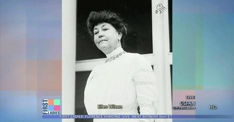 First Ladies Ellen Wilson and Edith Wilson | Southmoore AP United States History | Scoop.it