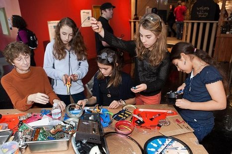 Maker Education Initiative | Every Child a Maker | :: The 4th Era :: | Scoop.it