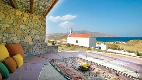 Villa Galaxy #Mykonos #Greece | travelling 2 Greece | Scoop.it