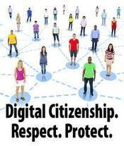 How To Tackle Digital Citizenship During The First 5 Days Of School - Edudemic | ADP Center for Teacher Preparation & Learning Technologies | Scoop.it