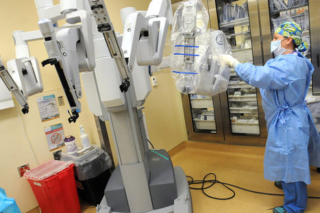 New Concerns on Robotic Surgeries | Health Information Technology Concierge | Scoop.it