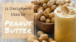 12 Problems You Can Solve with Peanut Butter | House cleaning | Scoop.it